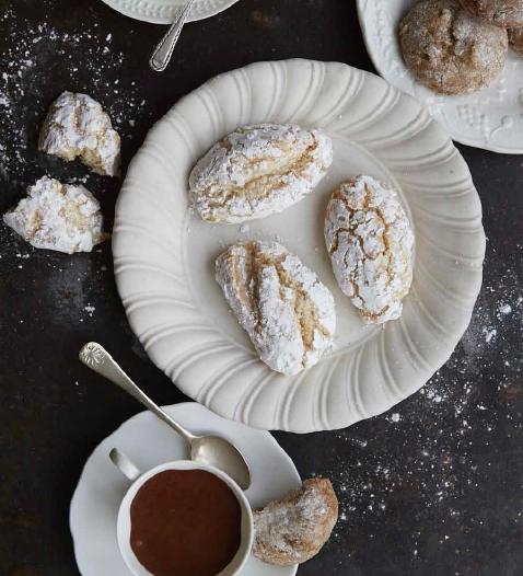 Christmas Baking Ideas Caldesi